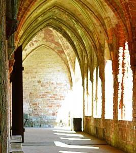 Kreuzganz, Kloster Chorin