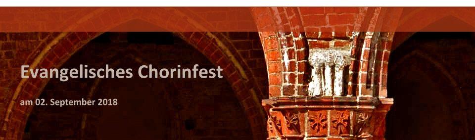Evangelisches Chorinfest